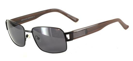 lunettes de soleil ExperOptic Boston Noir chocolat