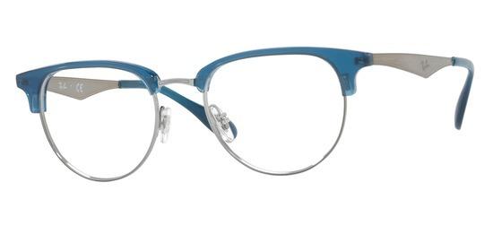 Ray-Ban RX6396-2934 Bleu Gris