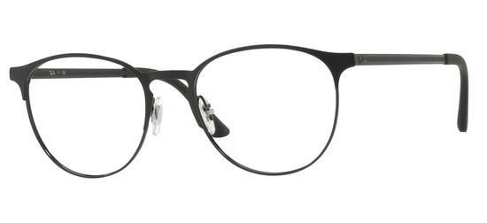 Ray-Ban RX6375-2944 Noir Noir