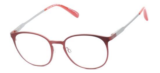 lunettes de vue ExperOptic Kolege Rouge