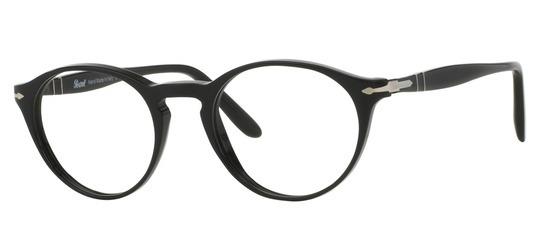 lunettes de vue Persol PO3092V-9014 Noir