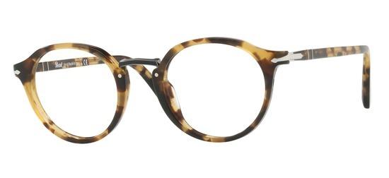 lunettes de vue Persol PO3185V-1056 Ecaille beige