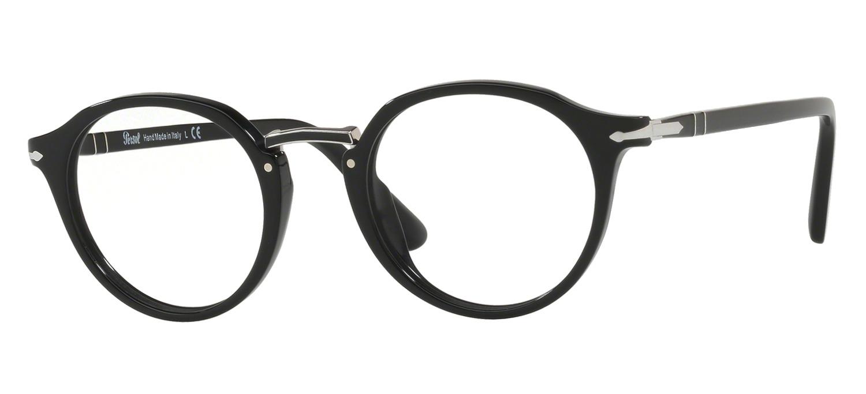 lunettes de vue Persol PO3185V-95 Noir ea6426ca9816