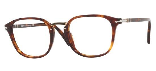 lunettes de vue Persol PO3187V-24 Havane