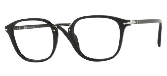 lunettes de vue Persol PO3187V-95 Noir