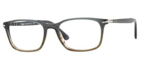 lunettes de vue Persol PO3189V-1012 Gris marbre vert