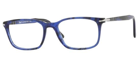 lunettes de vue Persol PO3189V-1053 Bleu marbre