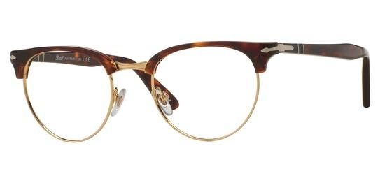 lunettes de vue Persol PO8129V-24 Havane