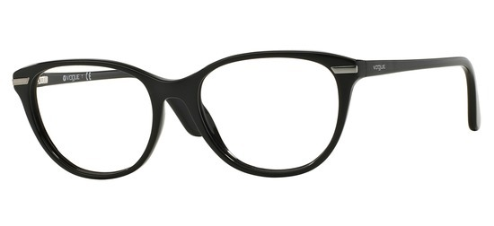 lunettes de vue Vogue VO2937-W44 Noir