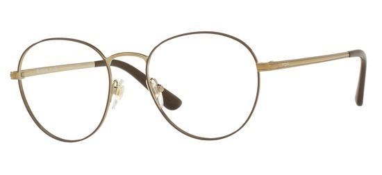 lunettes de vue Vogue VO4024-5021 Marron Or pale