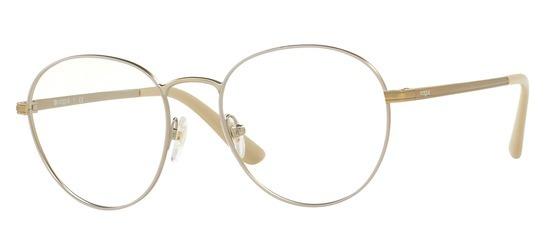 lunettes de vue Vogue VO4024-996 Creme Or Pale