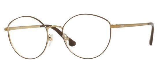 lunettes de vue Vogue VO4025-5021 Marron Or pale