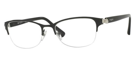 lunettes de vue Vogue VO4027B-352 Noir