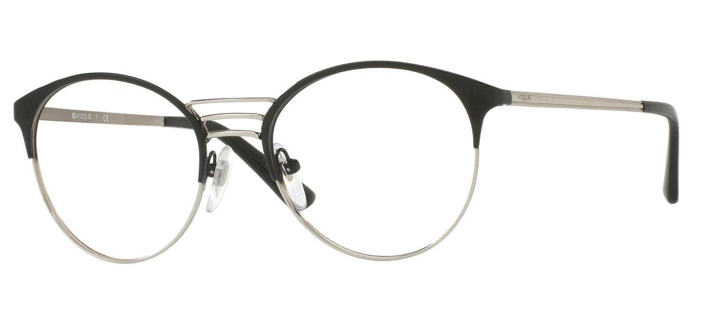 VO4043-352 Noir Argent brosse