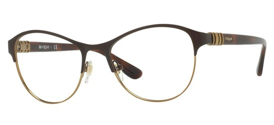 Vogue VO4051-997 Marron Or pale
