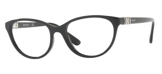 lunettes de vue Vogue VO5153-W44 Noir