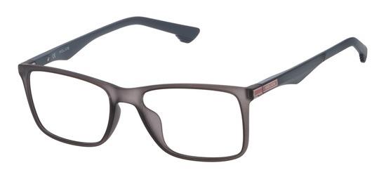 lunettes de vue Police VPL638-07VG Gris Mat