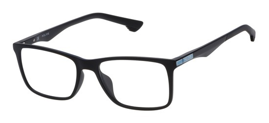 lunettes de vue Police VPL638-0U28 Noir Mat