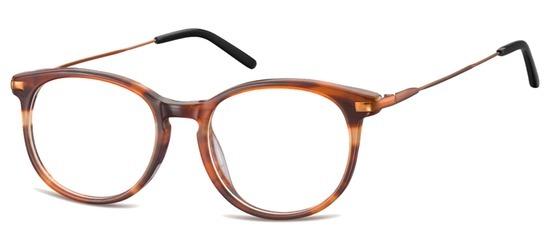 lunettes de vue ExperOptic Uclah Ecorce