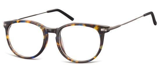 lunettes de vue ExperOptic Uclah Ecaille Arc en ciel