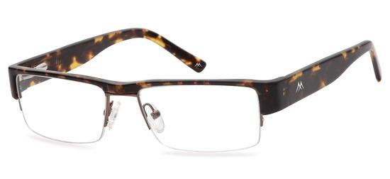 lunettes de vue ExperOptic Lawman Ecaille