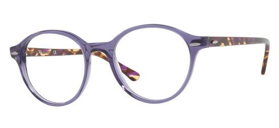 Ray-Ban RX7118-8020 Violet Translucide