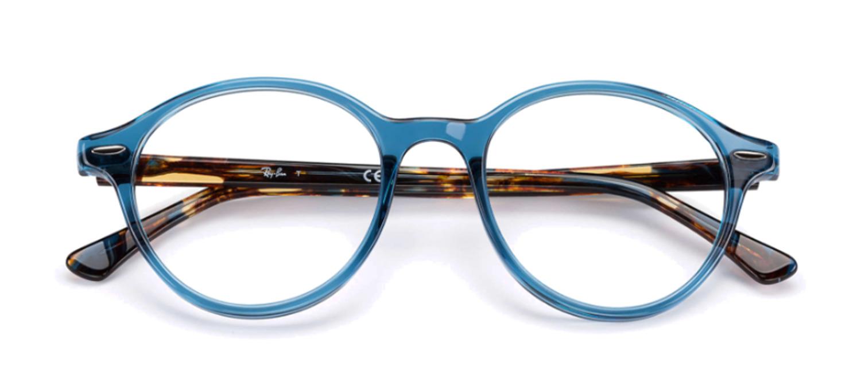 RX7118-8022 Bleu Translucide