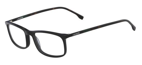 lunettes de vue Lacoste L2808-001 Noir