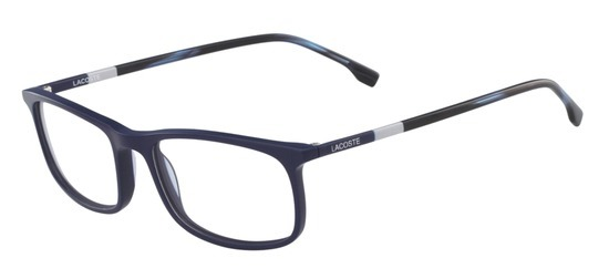 lunettes de vue Lacoste L2808-424 Bleu