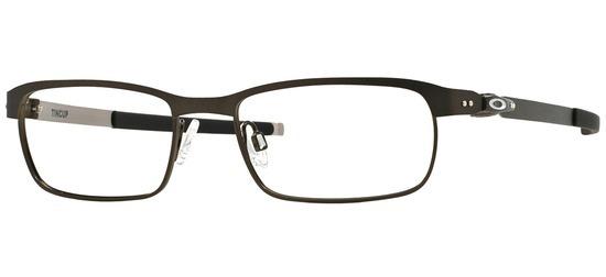 lunettes de vue Oakley OX3184-01 Tincup Noir charbon