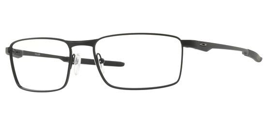 lunettes de vue Oakley OX3227-01 Fuller Noir satin