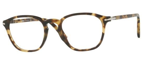 6bb5640005 lunettes de vue Persol PO3178V-1056 Ecaille marron Beige