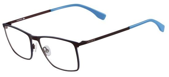 lunettes de vue Lacoste L2223-424 Bleu