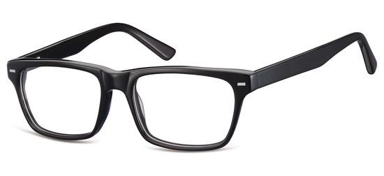 lunettes de vue ExperOptic Minister Noir