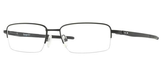 lunettes de vue Oakley OX5125-01 Gauge Noir mat
