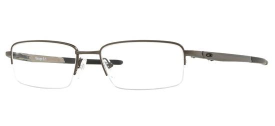lunettes de vue Oakley OX5125-03 Gauge Gris Argent