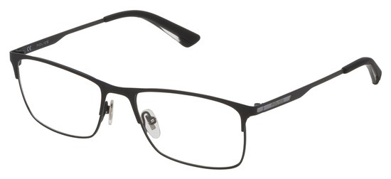 lunettes de vue Police VPL698-0531 Noir Mat