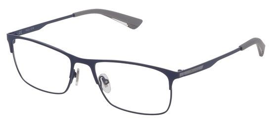 lunettes de vue Police VPL698-071M Bleu Mat