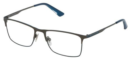 lunettes de vue Police VPL698-0K53 Gun Bleu