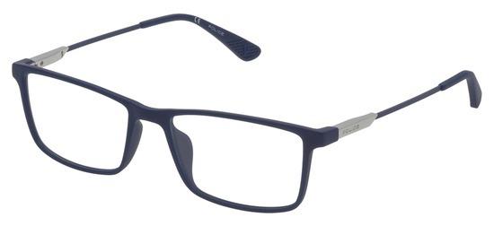 lunettes de vue Police VPL696-0R22 Bleu Mat