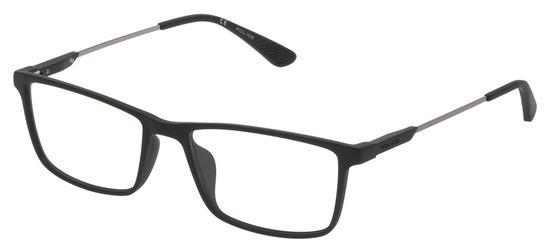 lunettes de vue Police VPL696-0U28 Noir Mat