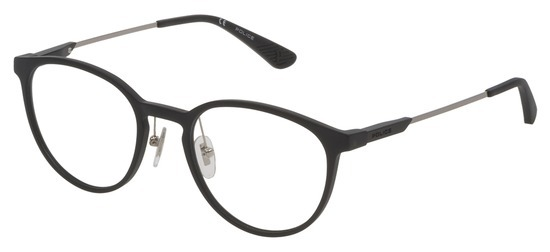 lunettes de vue Police VPL695-0U28 Noir Mat