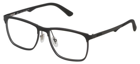 lunettes de vue Police VPL692-0531 Noir Carbone