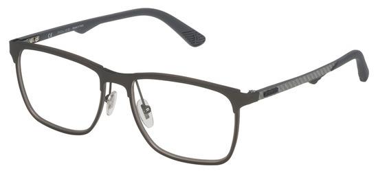 lunettes de vue Police VPL692-0A62 Gris Gun Carbone