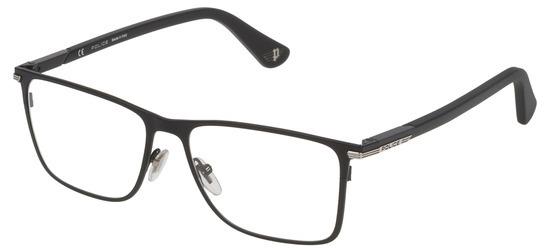 lunettes de vue Police VPL690-0541 Noir Mat