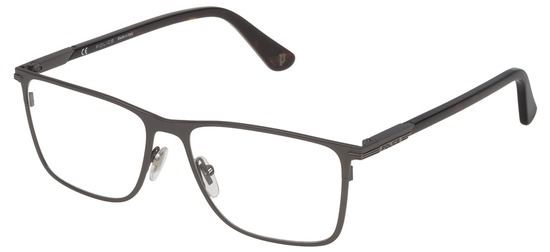 lunettes de vue Police VPL690-0H68 Gun Mat