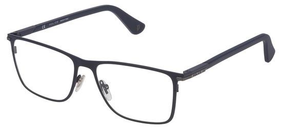 lunettes de vue Police VPL690-0R51 Bleu Mat