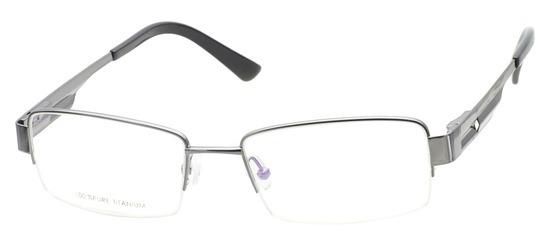 lunettes de vue ExperOptic Titwann Gun Clair Brillant