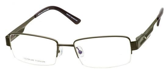 lunettes de vue ExperOptic Titwann cafe Brillant