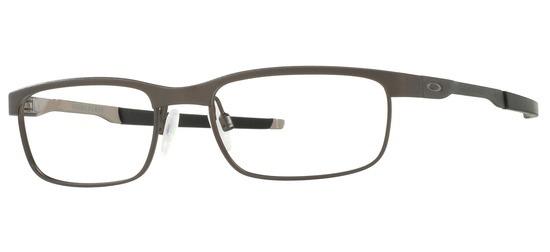 lunettes de vue Oakley OX3222-02 Steel Plate Gris